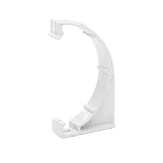 Polypipe High Capacity Gutter Fascia Bracket White RH709