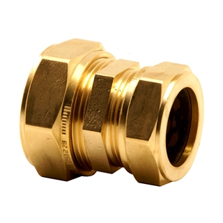 Kuterlite Compression Fitting K610 15mm x 10mm Reducing Coupling