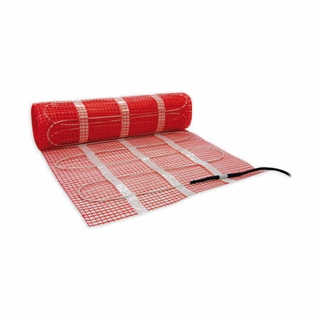 Electric Under Floor Heating Mat 5m² 750W