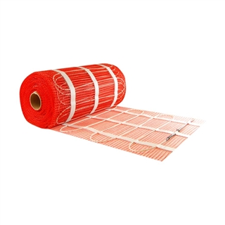 Electric Under Floor Heating Mat 2m² 400W