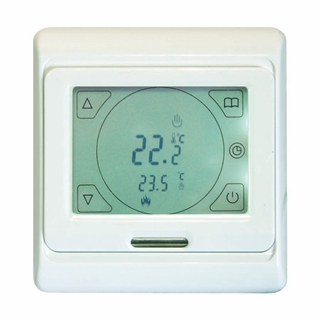 Electric Under Floor Heating Touch Screen Thermostat
