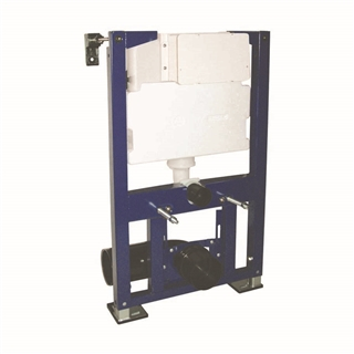820mm WC Frame with Dual Flush Cistern