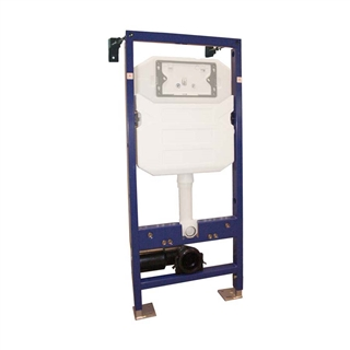 1180mm WC Frame with Dual Flush Cistern