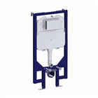 1180mm Slimline WC Frame with Dual Flush Cistern