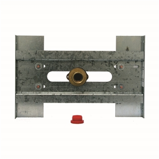 """Recessed Fitting Plate 3/4"""""""