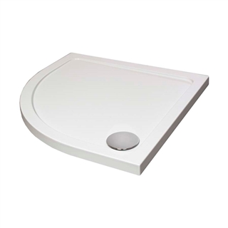 Low Profile Quadrant Shower Tray 1000mm x 1000mm