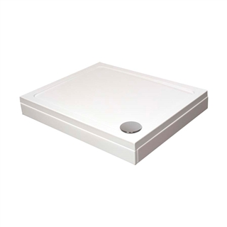 1200mm x 900mm Rectangular Shower Tray Panel Kit 3