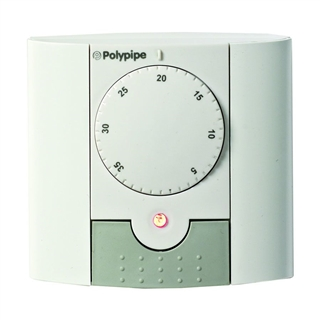 Polyplumb UFCH Dial Room Thermostat PBRS