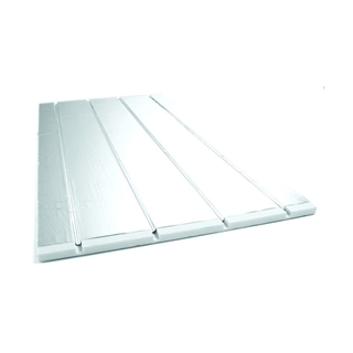 Polyplumb UFCH Overlay Lite Floor Panels 1245mm x 600mm x 18mm (Pack of 20) PB08020