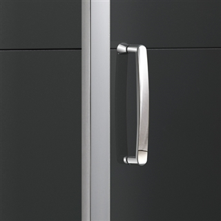 8mm Offset Quadrant Shower Enclosure Single Door 800mm x 1000mm