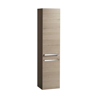 350 Wall Mounted Storage Column Larch IFU035