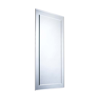Plain Mirror with Bevelled Border 420mm x 800mm