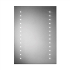 LED Mirror with Pull Cord Switch 450mm x 700mm
