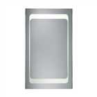 Backlit Mirror with Heated Demister and Rocker Switch 500mm x 700mm
