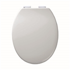 Soft Close Toilet Seat with Chrome Bar Hinge ITS013