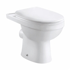 Close Coupled Short Projection Toilet Pan ITO005