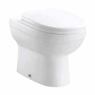 Back To Wall Toilet Pan ITO015
