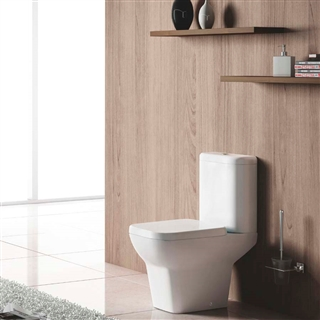 Soft Close Toilet Seat with Quick Release ITS005
