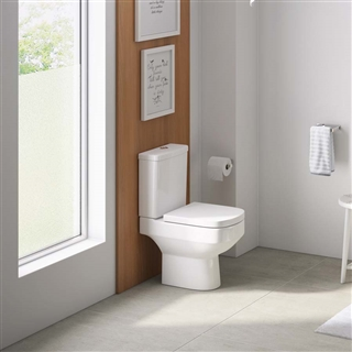 Close Coupled Toilet Pan ITO007
