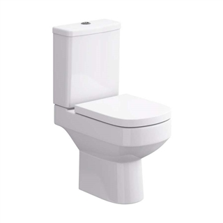 Soft Close Toilet Seat with Quick Release ITS003
