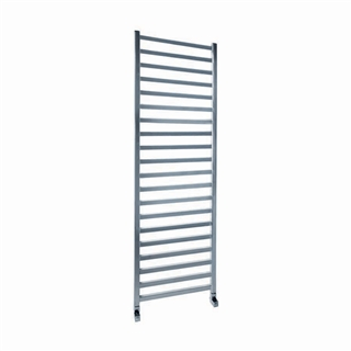 Vogue Serene Radiator 500mm x 1700mm Heating Only Chrome