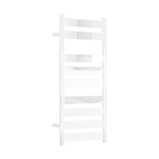 Vogue Vela Radiator 500mm x 950mm Electric Only White