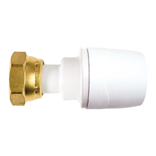 """Polymax 15mm x ¾""""  Straight Tap Connector MAX71534"""