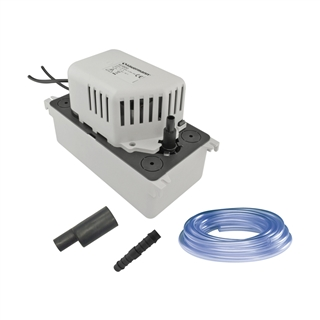 2 Litre Condensate Tank Pump with Accessories