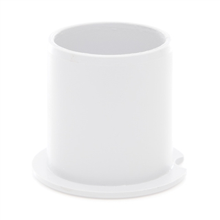 Polypipe Push-Fit Waste 40mm Socket Plug White WP30