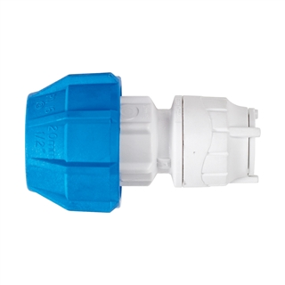 Polyfit 25mm x 22mm MDPE Adapter FIT422522