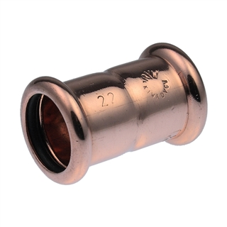 XPress Press-Fit Fitting 35mm Coupling