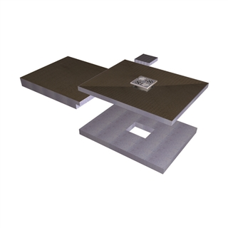 Abacus Elements Concept 4 Raised Tray Kit