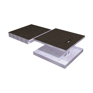 Abacus Elements Linear Concept 1L Raised Tray