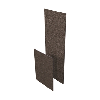 Abacus Elements 12mm Wide Standard Wall and Floor Board