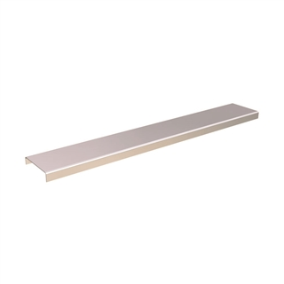 Abacus Elements Linear Drain Stainless Steel Cover Plate