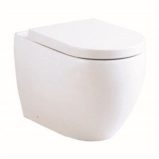Vessini Opaz Back To Wall Toilet Pan
