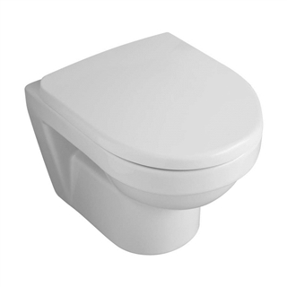 Vessini Opaz 2 Compact Wall Hung Toilet Pan