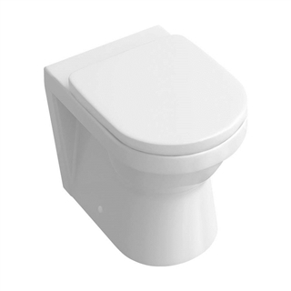 Vessini Opaz 2 Back To Wall Toilet Pan