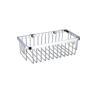 Bristan Small Wall Fixed Wire Basket Chrome