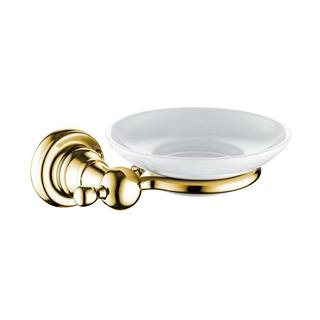 Bristan 1901 Soap Dish Gold