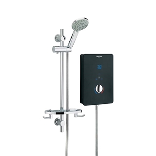 Bristan Bliss Electric Shower 8.5kW Black