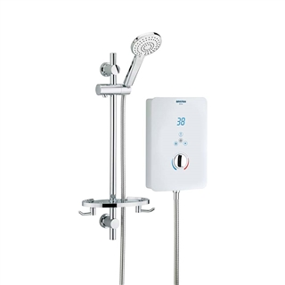 Bristan Bliss Electric Shower 9.5kW White