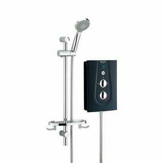 Bristan Glee Electric Shower 10.5kW Black