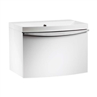 Roper Rhodes Serif 600mm Wall Mounted Basin Unit White