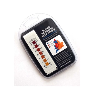Water Hardness Test Strips (Pack of 6)