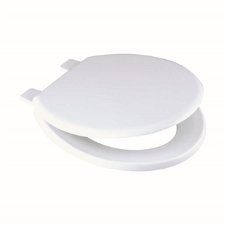 Toilet Seat and Cover with Plastic Hinges ITS002