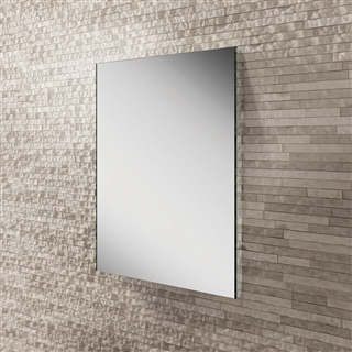 HiB Triumph Plain Mirror 500mm x 700mm