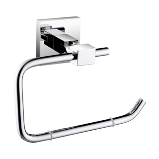 Bristan Square Toilet Roll Holder Chrome