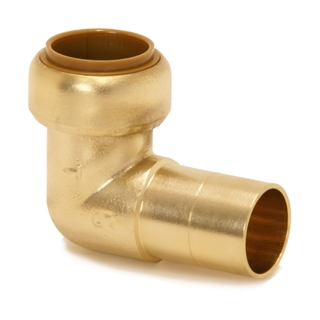 Tectite Push-Fit Fitting T12S 10mm x 15mm Reducing Elbow
