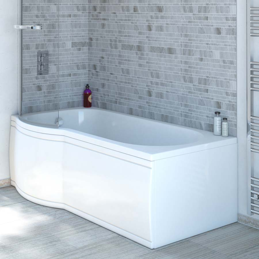 Concert 1500mm Front Shower Bath Panel